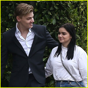Ariel Winter & Levi Meaden Try To Keep Private Life Separate From Industry