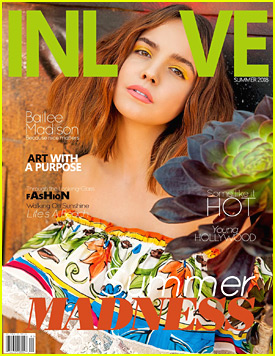 Bailee Madison Opens Up About Her Blessings in 'INLOVE' Magazine