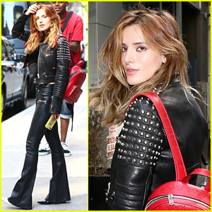 Bella Thorne Celebrates Success of 'GOAT' & 'Bitch I'm Bella Thorne!'