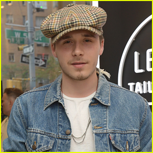 Brooklyn Beckham Gives His Dad the Best Birthday Gift - Watch!