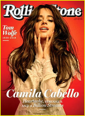 Camila Cabello Never Thought She Was The 'Breakout Star' Of Fifth Harmony