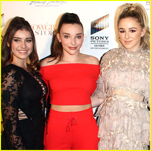 Chloe Lukasiak, Kendall Vertes, & Kalani Hilliker Announce South American Irreplaceables Tour Dates!