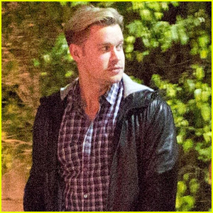 Chord Overstreet Hangs With Friends After Split With Emma Watson