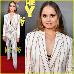Debby Ryan Brings 'Life of the Party' Premiere To Auburn University