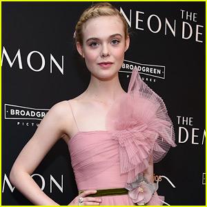 Elle Fanning Starts Rehearsals For 'Maleficent 2' As Princess Aurora!