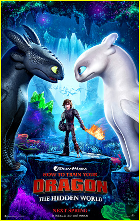 'How To Train Your Dragon 3' Drops New Poster & Official Summary