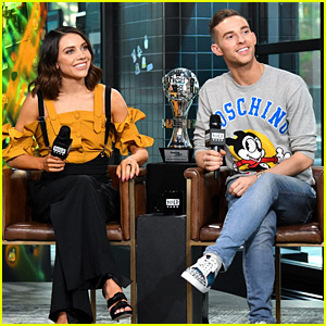 Adam Rippon Gushes Over His Friendship With Jenna Johnson & Leaves Us A Complete Mess
