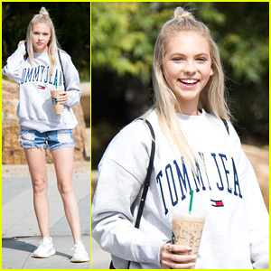 Jordyn Jones Would Love To Collab With This Amazing Entertainer