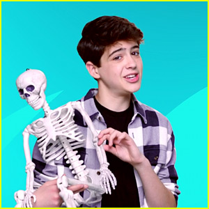 Joshua Rush Does 'Hannah Montana's Bone Dance In Exclusive New Video - Watch!
