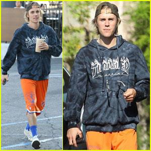Justin Bieber Heads Back in the Studio!