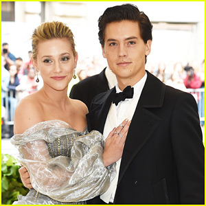 Lili Reinhart Opens Up About Working With Cole Sprouse on 'Riverdale'