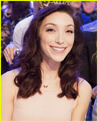Meryl Davis Is Coming Back to 'DWTS' Next Week!