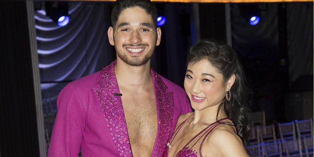 She S Engaged Dancing With The Stars Vet Meryl Davis Is: Mirai Nagasu Got Advice From Meryl Davis & Charlie White