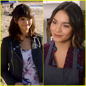The First Trailer For Nina Dobrev & Vanessa Hudgens' New Movie 'Dog Days' Is Here!