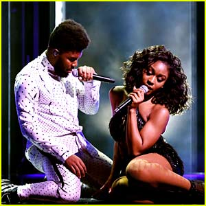 Normani & Khalid Take the Stage to Perform 'Love Lies' at BBMAs 2018!