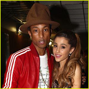 Ariana Grande Joins Pharrell Williams on 'Arturo Sandoval' - Listen Here!