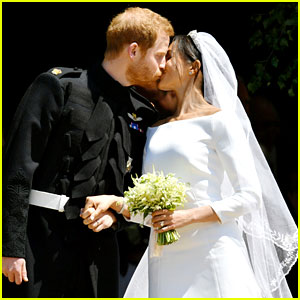 Meghan Markle & Prince Harry Are Married - See Wedding Photos!