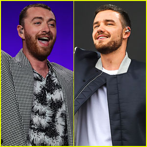 Sam Smith & Liam Payne Perform During BBC Radio 1's Biggest Weekend