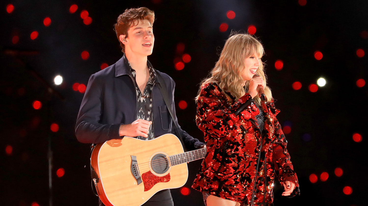 Shawn Mendes And Taylor Swift Tour