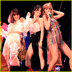 Taylor Swift Had Two Special Guests Join Her on Opening Night!