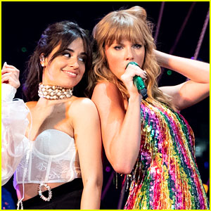 Camila Cabello Gets a 'Get Well Soon' Shout-Out from Taylor Swift's Seattle Crowd!