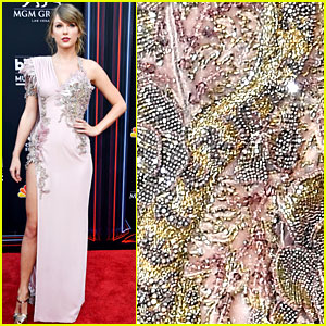 Is 'Eternal' Written Into Taylor Swift's BBMAs Dress?