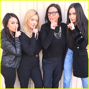 'The Perfectionists' Stars Wish Creator I. Marlene King 'Happy Birthday'
