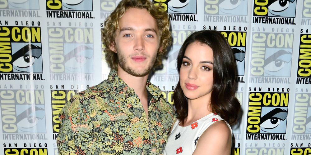 Is adelaide kane dating toby regbo 2019