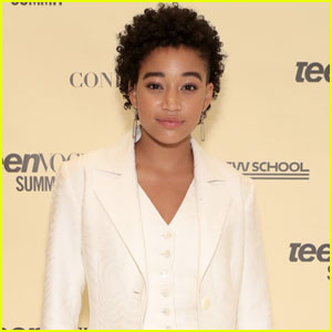 Amandla Stenberg Bravely Comes Out As Gay