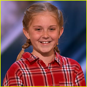 America's Got Talent's Lily Walker Wows with Animal Impressions! (Video)