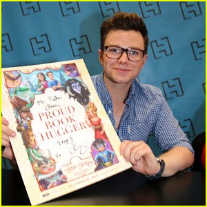 Chris Colfer Confirms 'Land of Stories' Prequel Series Is Coming!