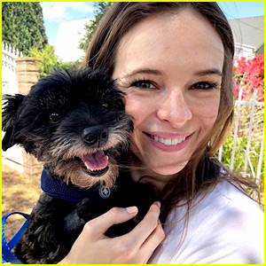 Danielle Panabaker Welcomes Cutest Dog Named Elliot To Her Family