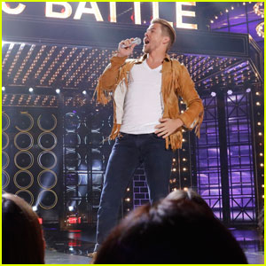 Derek Hough Takes the Stage For 'Lip Sync Battle's Shania Twain Episode!