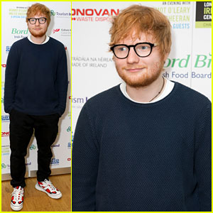 Ed Sheeran Performs a Concert for a Good Cause in London!