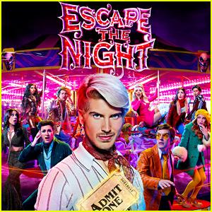 Rosanna Pansino, Colleen Ballinger & Teala Dunn Star in 'Escape The Night' Season 3 Trailer - Watch Now!