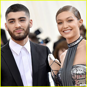 Gigi Hadid Confirms Zayn Malik Reunion with Cuddly Photo!