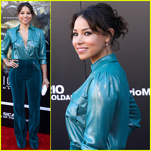 Jessica Parker Kennedy Is Really Excited About Arrowverse's Next Crossover