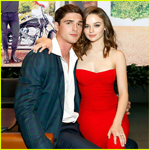 The Kissing Booth's Joey King & Jacob Elordi Hang Out in Cute Behind-the-Scenes Video!