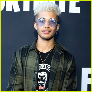 Jordan Fisher Updates Fans About When They Can Expect New Music