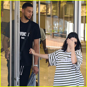 Kendall Jenner Gets In Retail Therapy with Her Rumored Boyfriend!