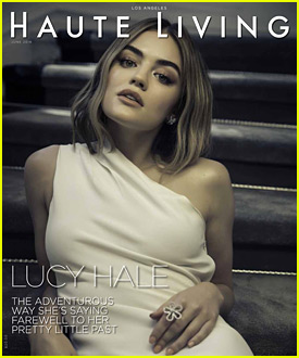 Lucy Hale Opens Up About Her Experience with Sexual Assault & #MeToo