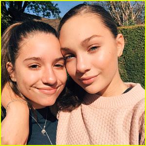 Maddie Ziegler Admits That Her Younger Sister Mackenzie
