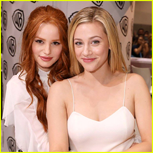 Lili Reinhart & Madelaine Petsch Hilariously Debate Which Is The Best Condiment To Put on Toast