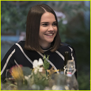 Maia Mitchell Shares Pics & Video From Final Day of Filming on 'The Fosters'