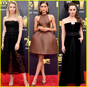 MTV Movie & TV Awards 2018 - Full Red Carpet Coverage!