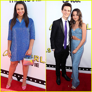 Nia Sioux Supports Hayden Summerall & Annie LeBlanc at 'Chicken Girls' Premiere