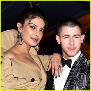 Nick Jonas Basically Confirms He's Dating Priyanka Chopra!