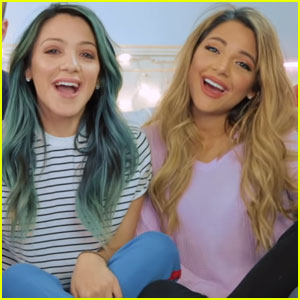 Niki & Gabi DeMartino Wear Their Boyfriends Clothing For a Week - Watch Now!