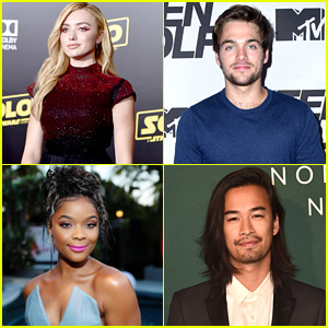 Peyton List, Dylan Sprayberry, Ajiona Alexus & More Join Hulu's 'Light As A Feather' Series