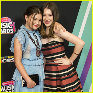 Fast Layne's Sophie Pollono Hits First Red Carpet at RDMAs 2018